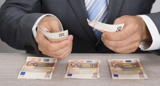 Geld zaehlen